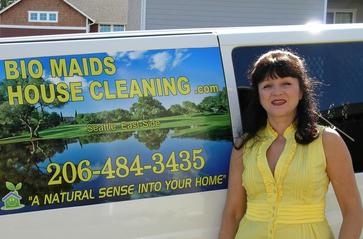 Environmentally Friendly Maid and House cleaning Services Since 2002